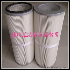 哪个厂家生产的聚酯纤维除尘滤芯质量好? 请选隆信厂家
