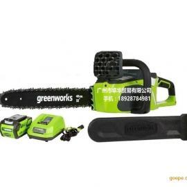 格力博40V电动链锯,充电式锂电池电链锯,40V无刷电机链锯