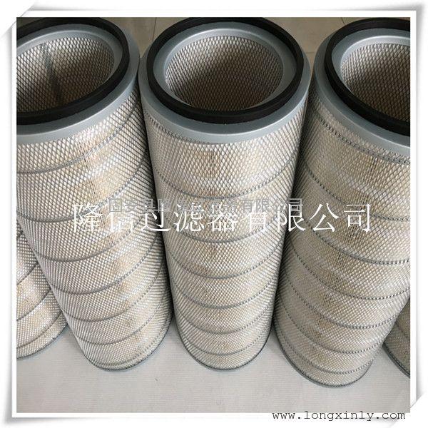 厂家现货批发纳米空气除尘滤筒 喷涂车间专用高效滤芯