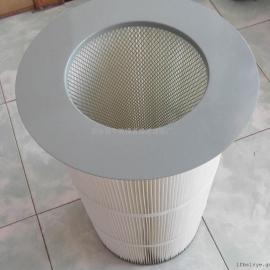 防静电PTFE覆膜除尘滤芯
