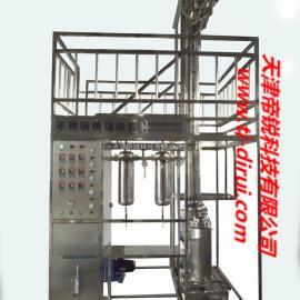 山东实验室3L不锈钢精馏装置,实验室不锈钢精馏塔