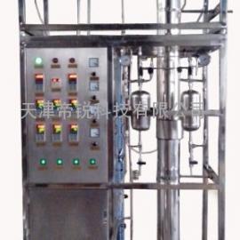 实验室不锈钢精馏塔,不锈钢精馏装置厂家