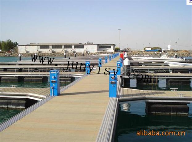 厂家供应 海上标界PE浮球 塑料管道浮体浮桶