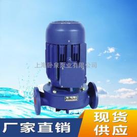 SG立式单级管道离心泵