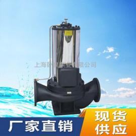 立式管道屏蔽泵SPG系列离心泵