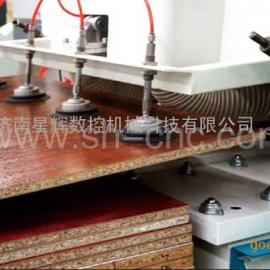 数控开料 橱柜衣柜开料机 全自动板式家具生产线