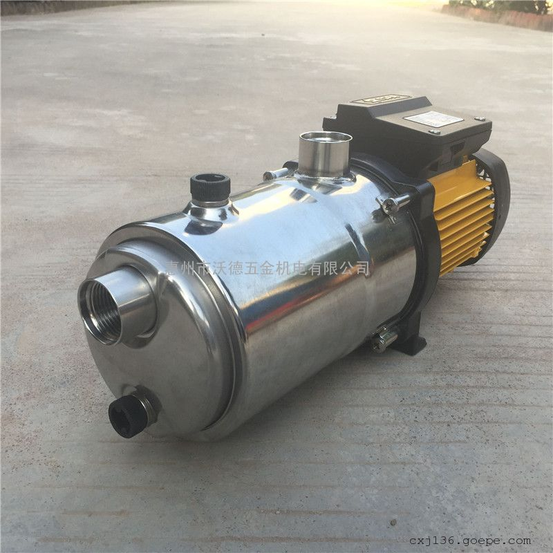 ESPA西班牙原装进口泵TECNOSS80-30不锈钢泵