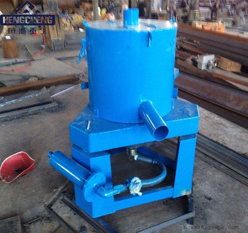 离心机选矿机厂家 水套式离心机工作图片
