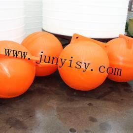 加工海上专用40CM浮球/浮漂/中间穿孔浮球