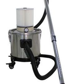 小型气动工业吸尘器|15L气动干湿两用吸尘器