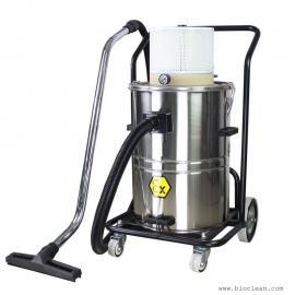 金属粉尘防爆吸尘器,气动工业用吸尘器