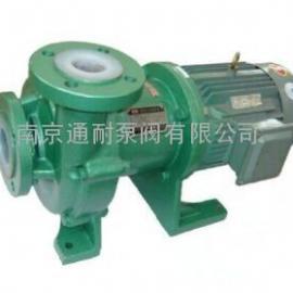 氟塑料磁力泵CQB65-50-150F