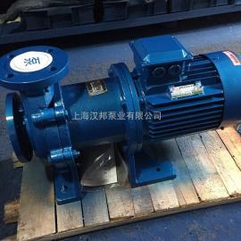 CQB-F氟塑料磁力驱动泵,耐腐磁力泵