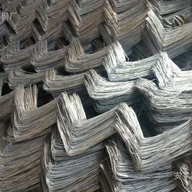 重庆绿化镀锌铁丝网 公路边坡勾花网2.0-2.2丝挂网厂家