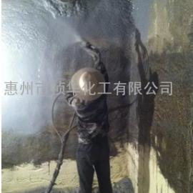 深圳中央空调蓄水池聚脲防水工程