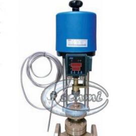 导热油电动比例温控阀 导热油电控温度调节阀