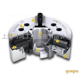 德国SCHUNK液压机器人卡盘卡爪PFH 40 ID:0302040