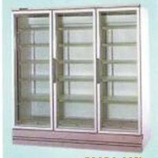三洋大三门玻璃门展示柜SRM-CD671