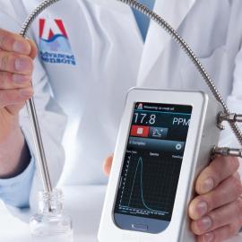 英国AS 手持式水中油分析仪HD-1000型