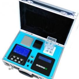 多参数水质分析仪,JC-801便携式水质多参数分析仪