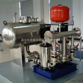 杨凌度假山庄全自动变频供水设备厂家直供