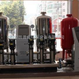 张掖酒店宾馆全自动变频供水设备凯普威特价直销