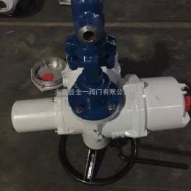 J961H-16C、J961H-25C电动焊接截止阀