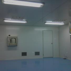 高质量洁净室净化工程/千级车间工程/无尘室改造