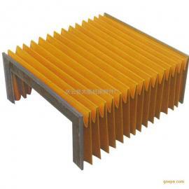 龙门刨床风琴防护罩生产厂家