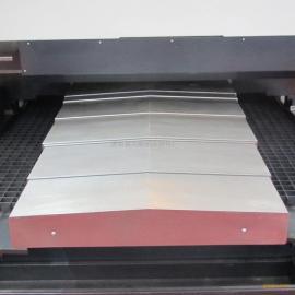 龙门刨床钢板防护罩价格