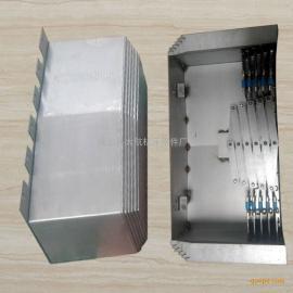 龙门刨床钢板防护罩
