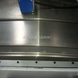 不锈钢机床防护罩新品价格