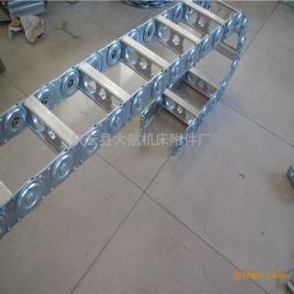 电缆承重型钢制拖链规格