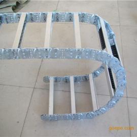 钢制工程拖链规格