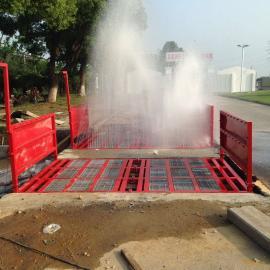 景德镇工地平板式洗车台、渣土车冲洗平台