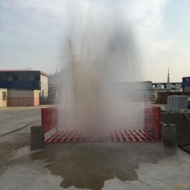 九江工地平板式冲洗平台、渣土车自动冲洗设备