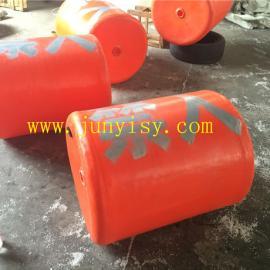 直径50CM 浮球浮体加工厂 PE塑料管道浮体