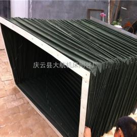 方形帆布软连接生产厂家