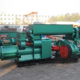 中方红砖厂全套设备/全自动红砖机/粘土真空砖机