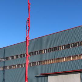 小型混凝土泵车34米 首选九合 国家高新技术企业 值得信赖