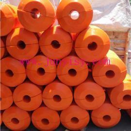 宁波浮体加工 PE滚塑浮桶 直径500CM的浮桶