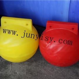 台州30公分海上浮球 三门40公分海上塑料浮球50公分浮球