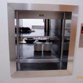 供应莱芜传菜机家用货梯液压升降机-济南天越