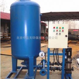 定压补水装置配2台水泵
