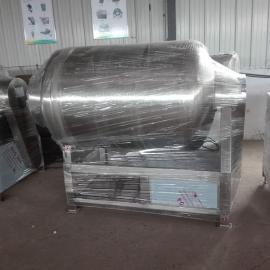 500L不锈钢牛排腌制机 卤制品腌制滚揉机