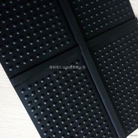 防静电耐高温防滑垫、防静电硅胶防滑垫