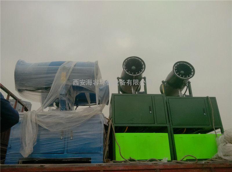 陕西省西安降尘喷雾设备