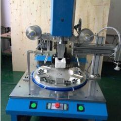 自动塑料超声波焊接设备+转盘超声波熔接机+全自动超声波设备
