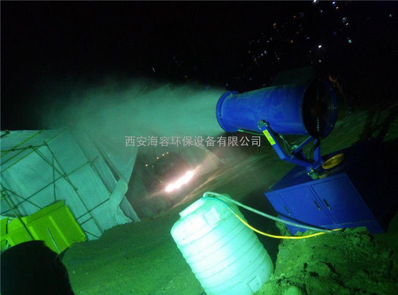 陕西省西安喷雾设备厂家
