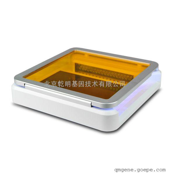 DUT-48超薄型紫外平台 蓝光切胶仪
